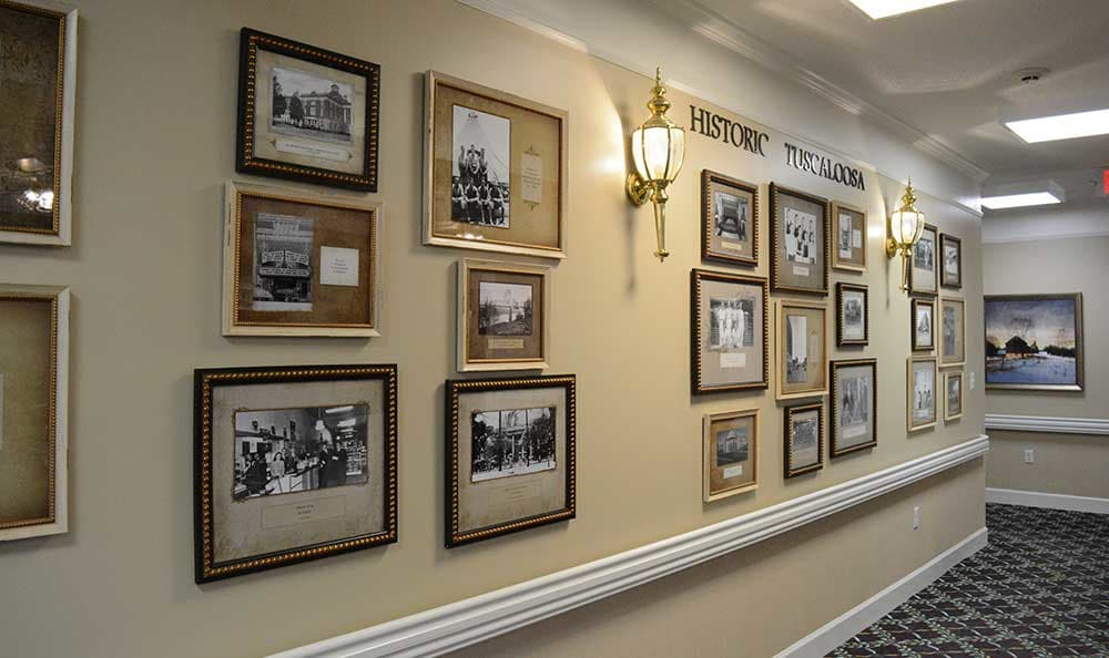 Brush up on your local Tuscaloosa history.