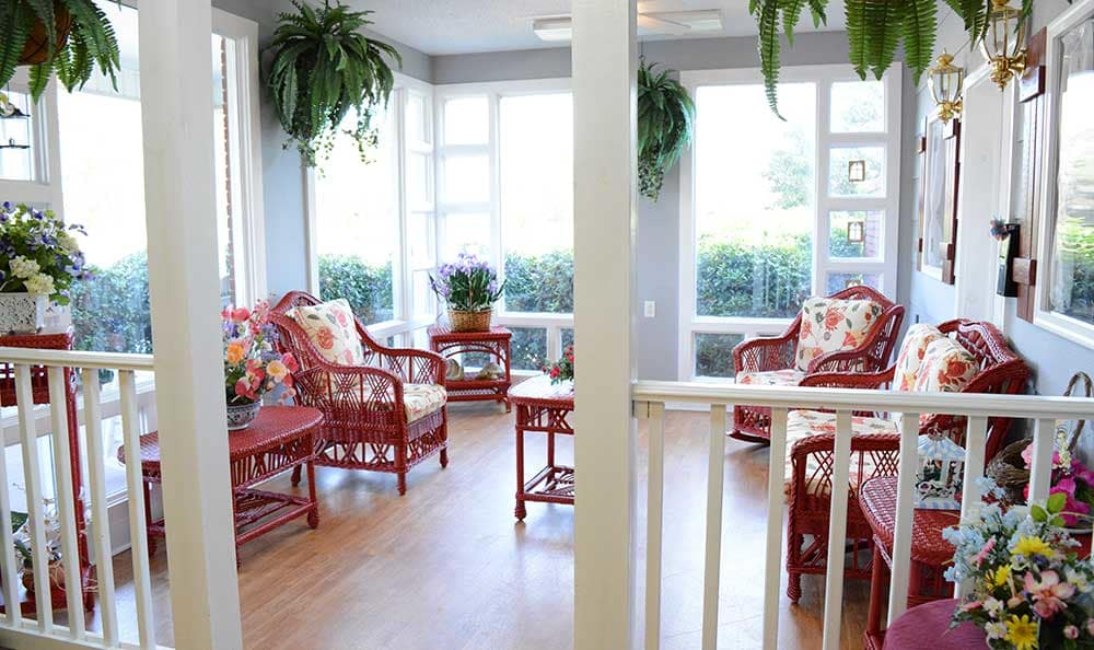 Get some sunlight without going outside at Morning Pointe of Tuscaloosa