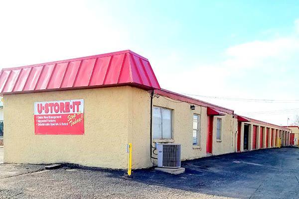 Front Office at U-Store-It in Abilene, TX