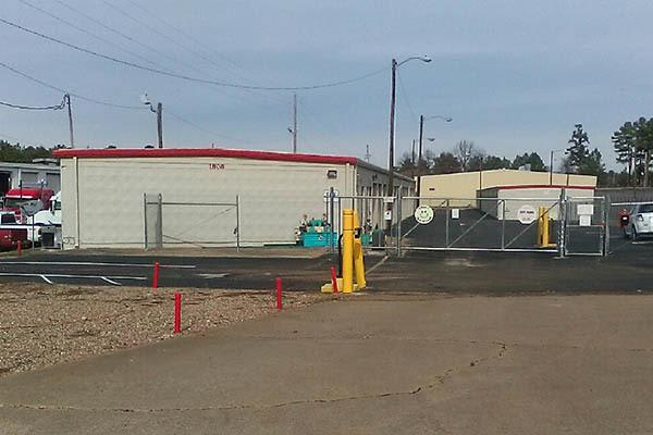 Gated Entrance at U-Store-It in Texarkana, TX