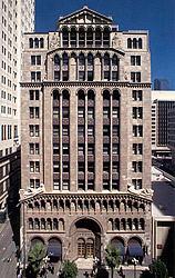 The Fine Arts Building - Los Angeles, CA
