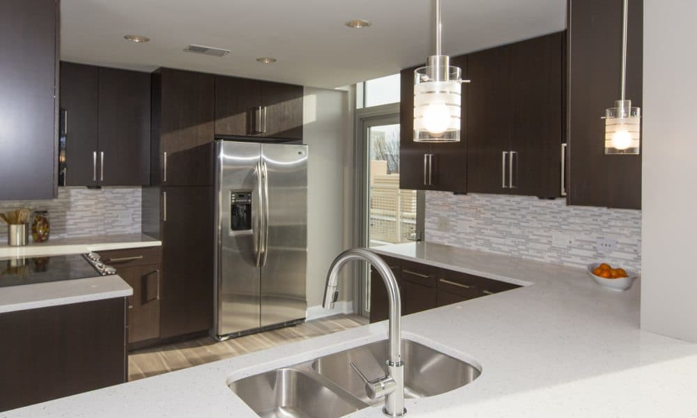 Modern Kitchen At Gallery Bethesda
