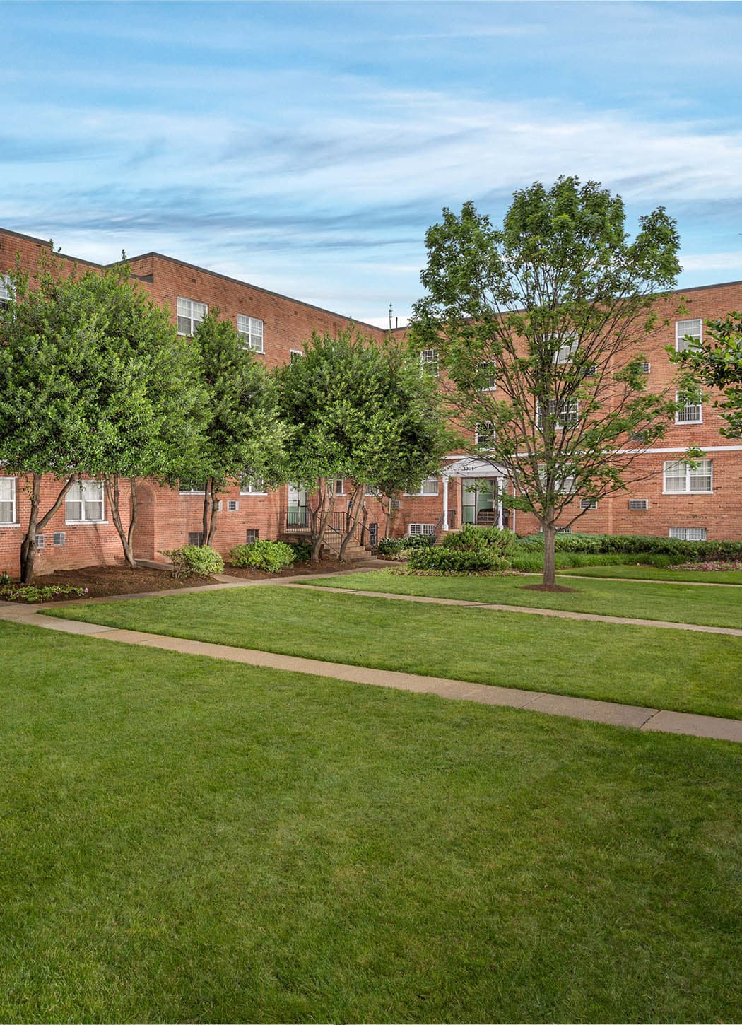 Apartments in Mount Rainier, Maryland