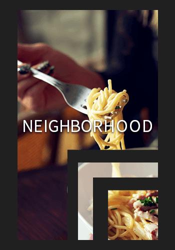 Explore our neighborhood