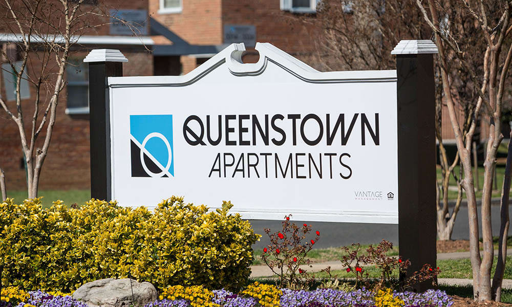 Signage At Queenstown Apartments