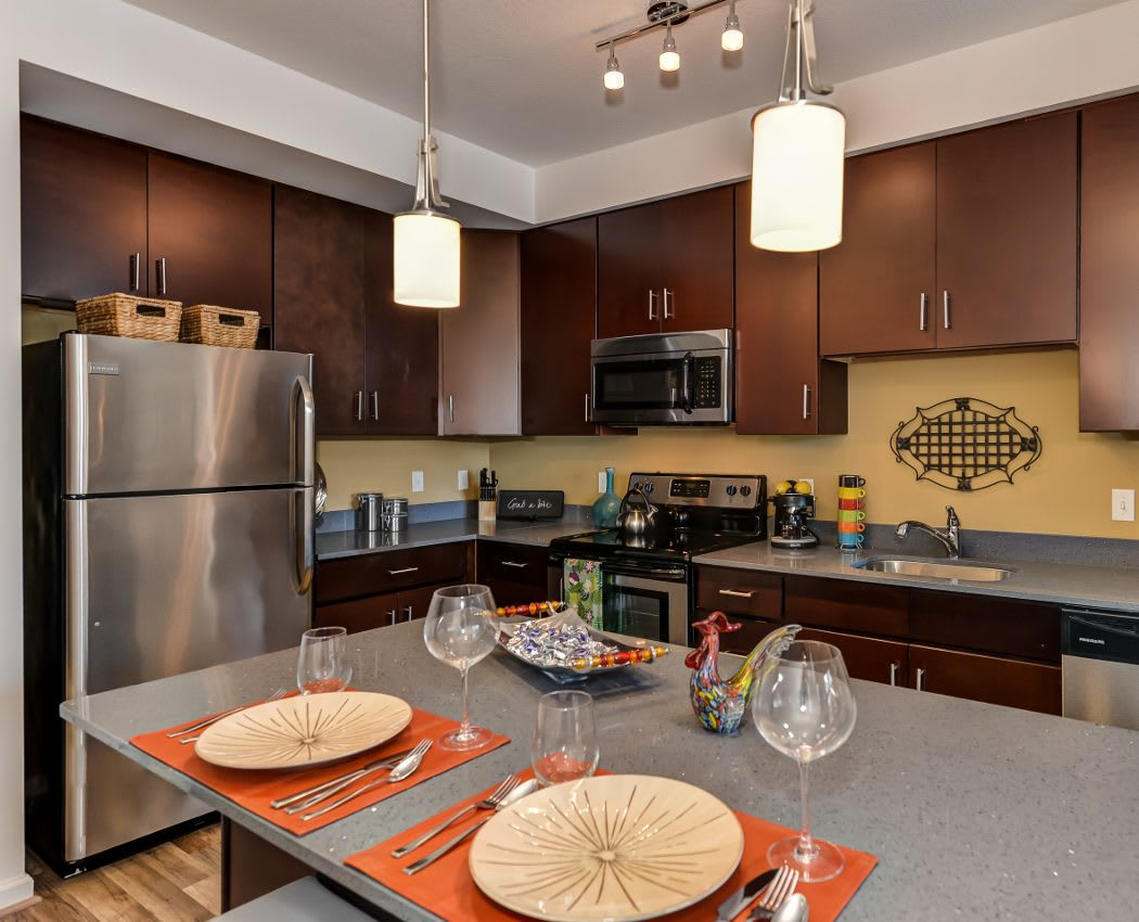 Amenities at The Premier | Apartments with Vaulted Ceilings