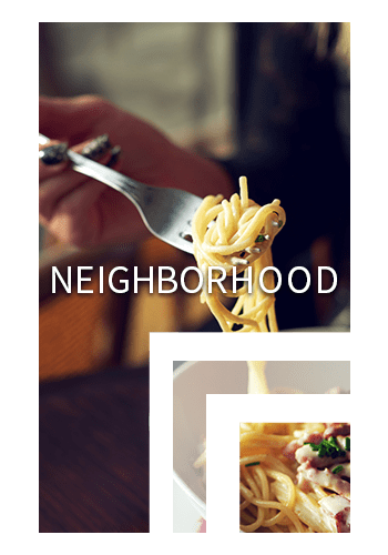 Explore our neighborhood at The Premier