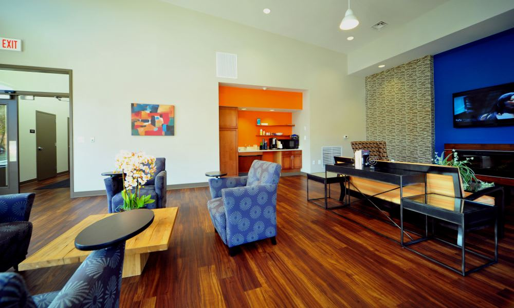 Beautifully designed apartments at Washington Apartments in Washington