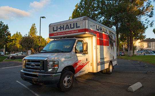 Moving trucks are an essential when moving in Doral, FL.