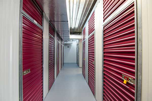 A+ Mini Storage offers many features, such as air conditioned units.