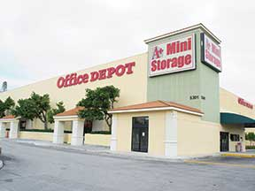 A+ Mini Self Storage - HIALEAH