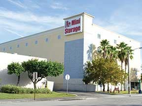 A+ Mini Self Storage - SOUTH MIAMI