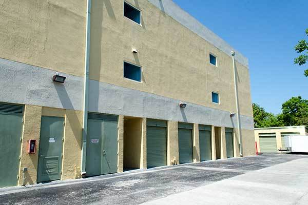 A+ Storage is ideally located in Miami, FL