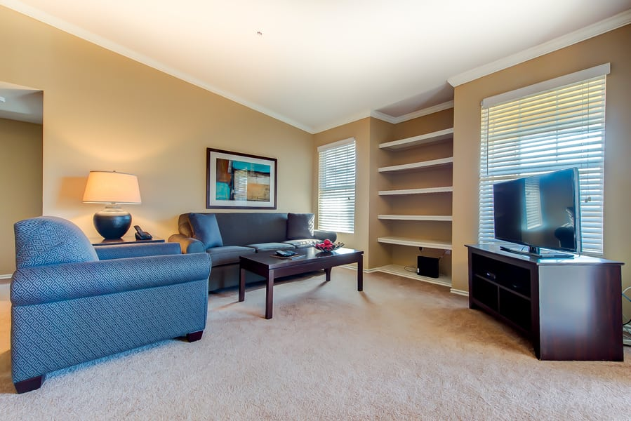 Open floor plans from CWS Home Services