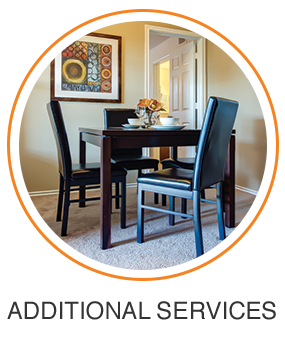 Additional services by CWS Home Services