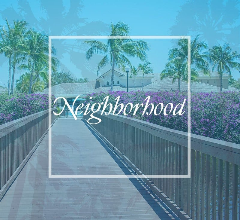 Learn more about the neighborhood at San Merano at Mirasol