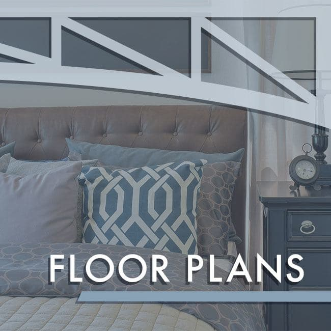 View floor plans at Vista at 23 Apartments in Gresham
