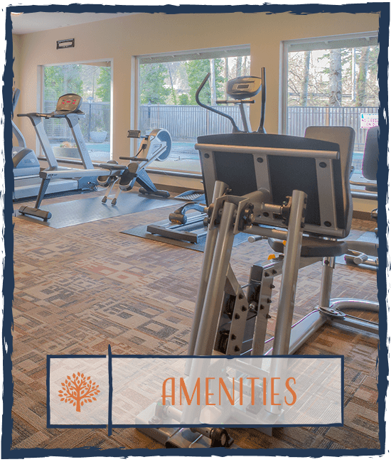 Learn more about the amenities offered at Chestnut Hills Apartments in Puyallup, Washington