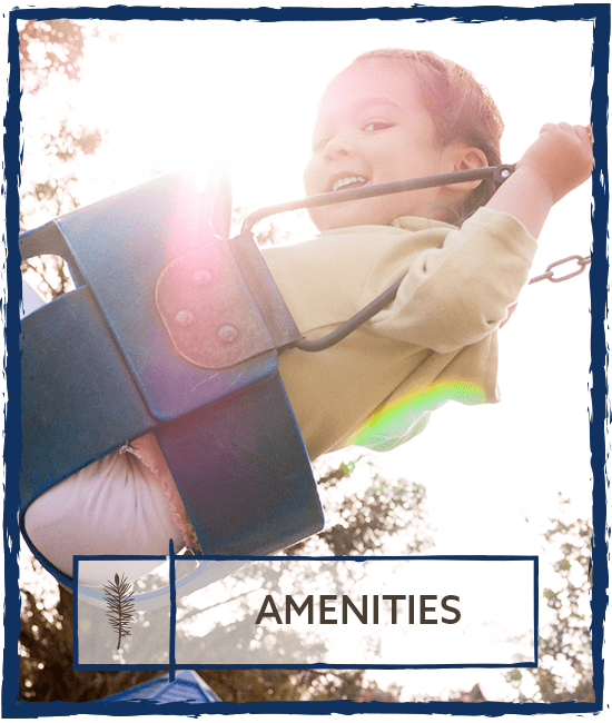 Amenities at Hamptons Apartments in Puyallup, Washington