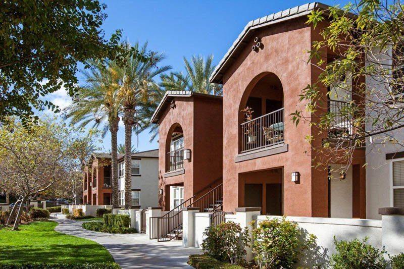 Exterior on Vista Imperio Apartments in Riverside,CA