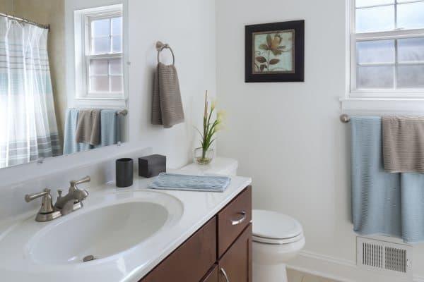 Bathroom at Chatham Hill