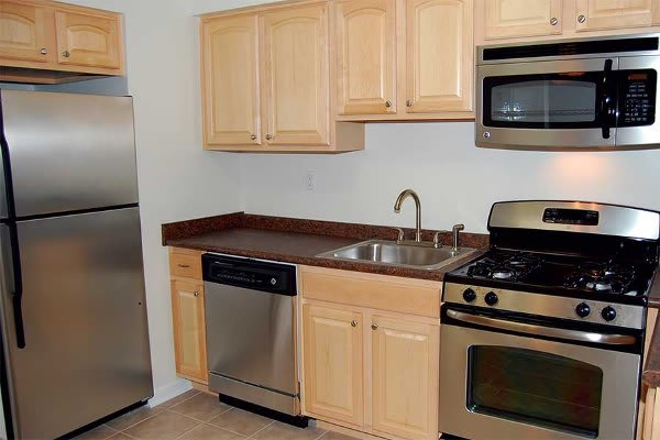 Chatham Hill kitchens are fully equipped and ready for use!
