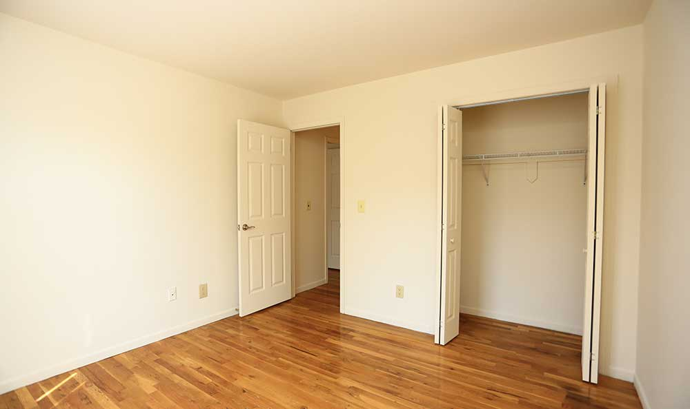 Huge closets are nice for all of your clothes or other storage needs at Coventry Square Apartments.