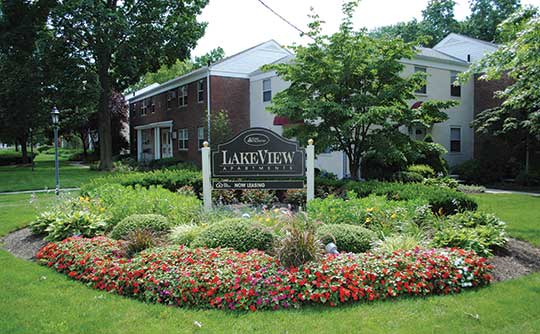 Lakeview Apartments is now leasing!
