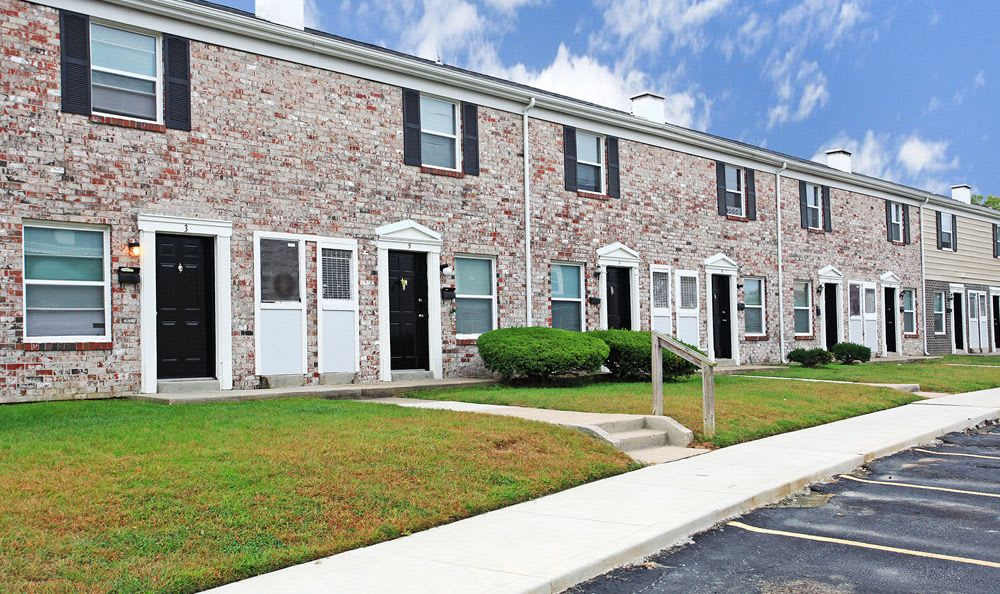 Townhomes at Essex Park in Maryland