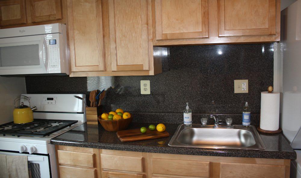 Kitchen at Essex Park in MD