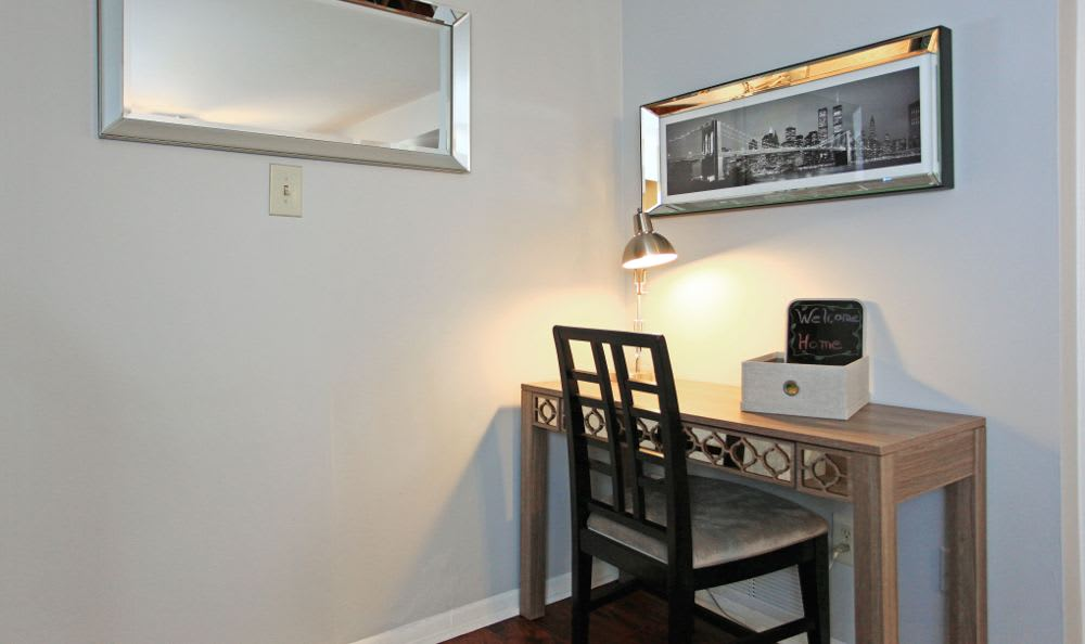 Enjoy our apartment amenities at Morningside Park in Middle River