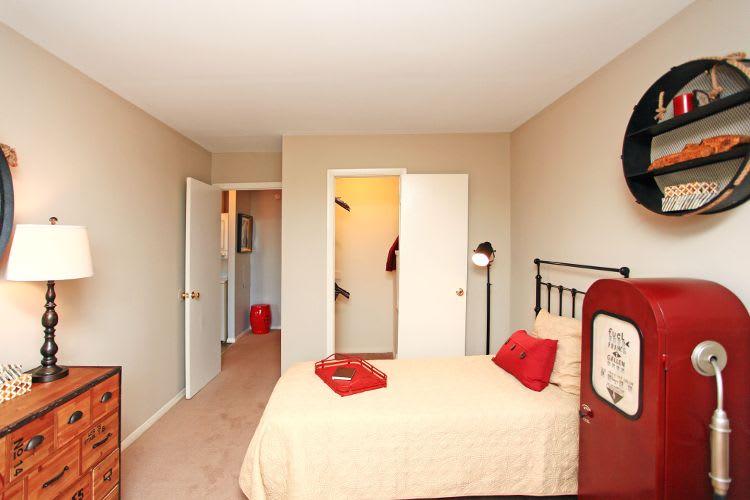 Bedroom at Morningside Park