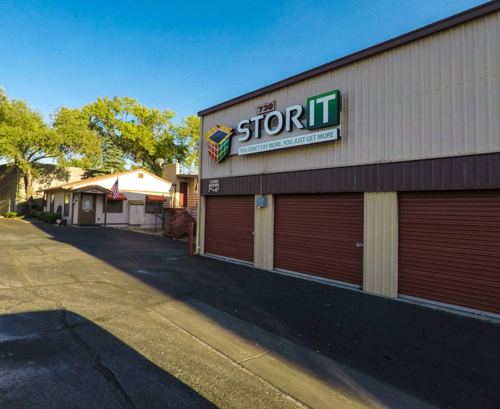 Self storage in Prescott AZ