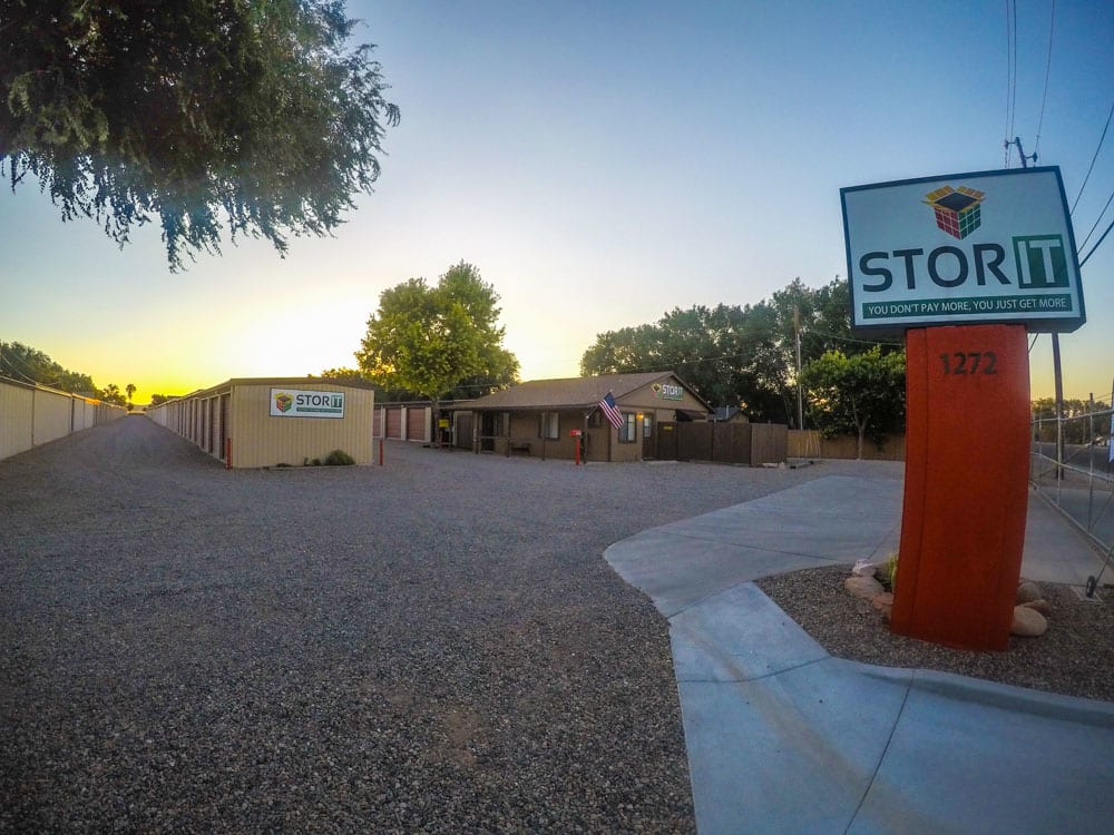 Self storage in Chino Valley AZ
