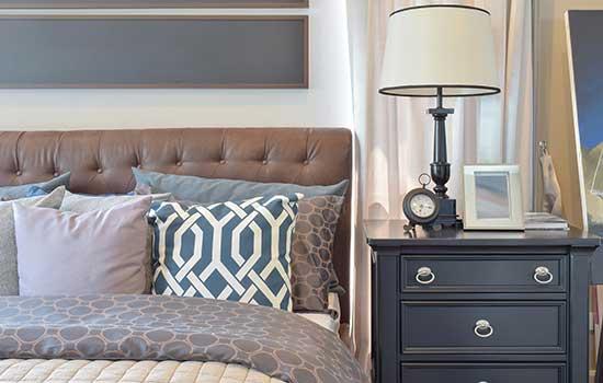 400 M Street bedroom