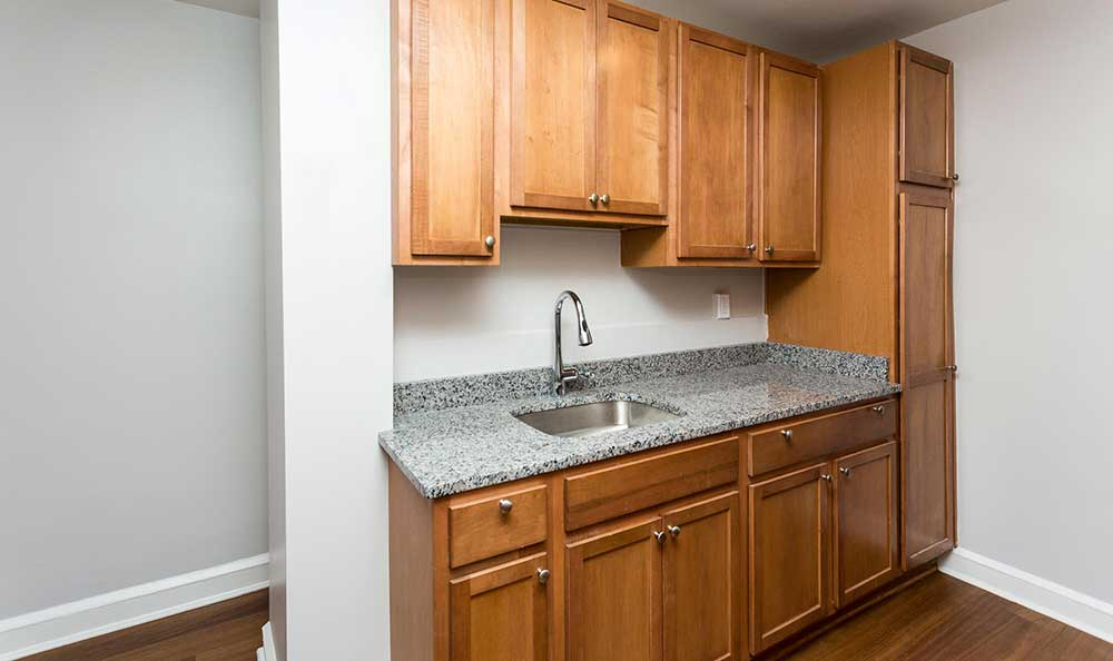 Brightwood Communities kitchen sink
