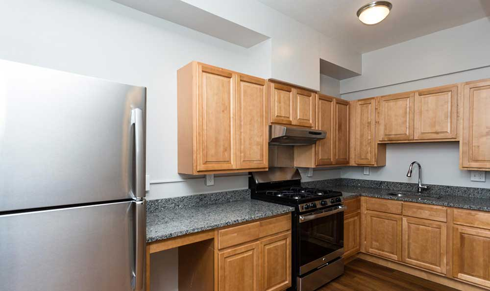 Upgraded kitchens offered at Brightwood Communities