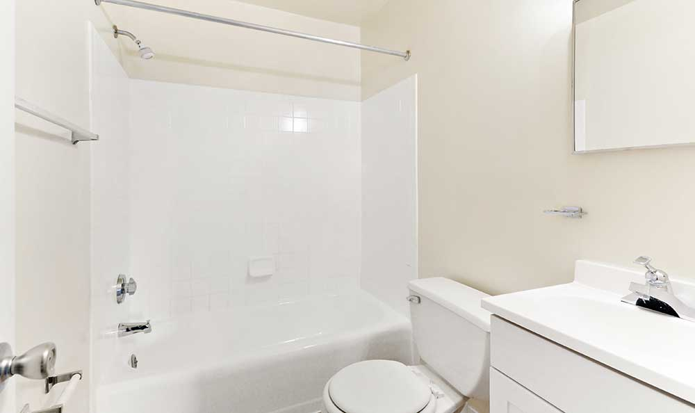 Bathroom at Cedar Heights