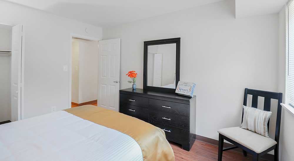 City Place on the Avenue bedroom