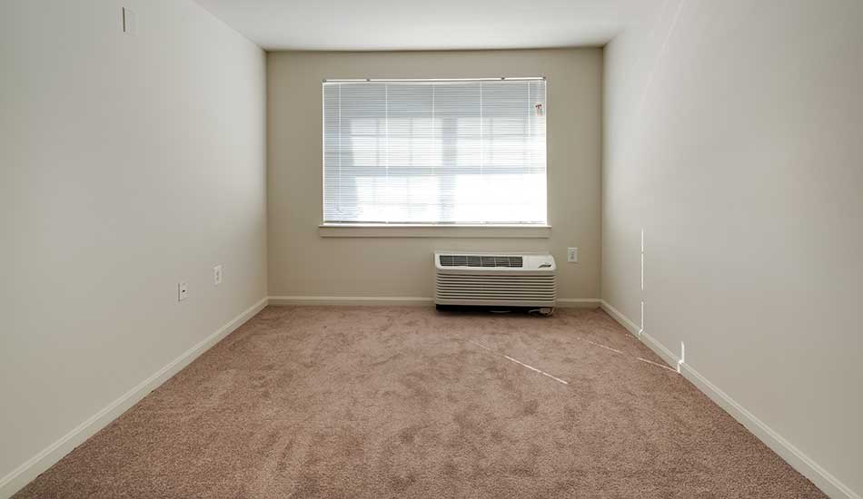 Bedroom with AC at Collington Commons