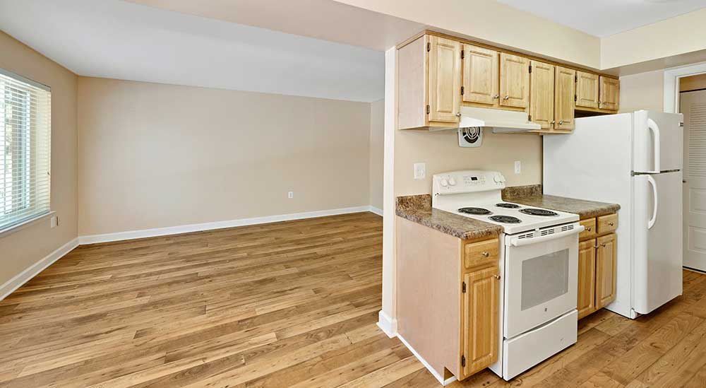 EastView Communities kitchen