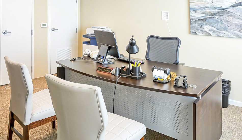 Fulton Gethsemane Village leasing office