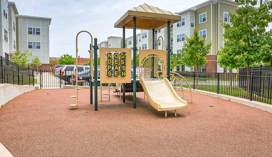 Fulton Gethsemane Village playground