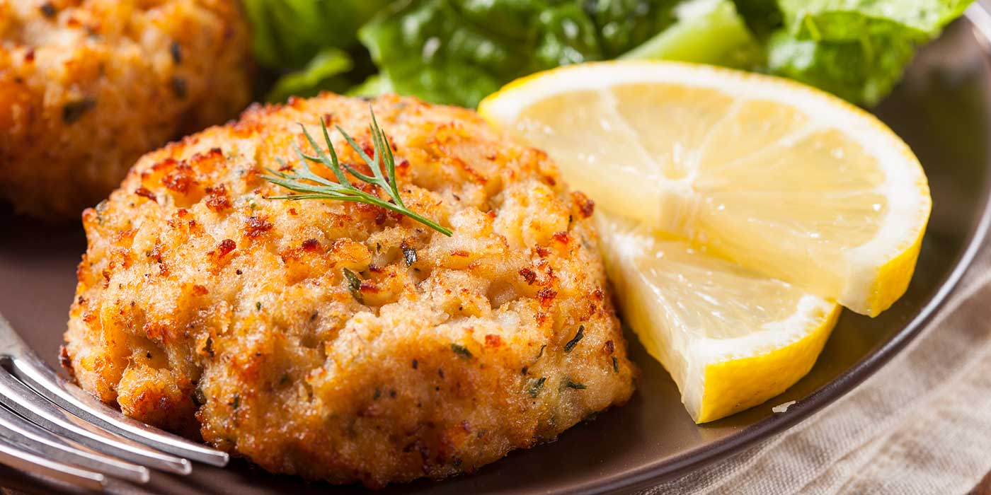 Get crab cakes near Summer Ridge Apartments