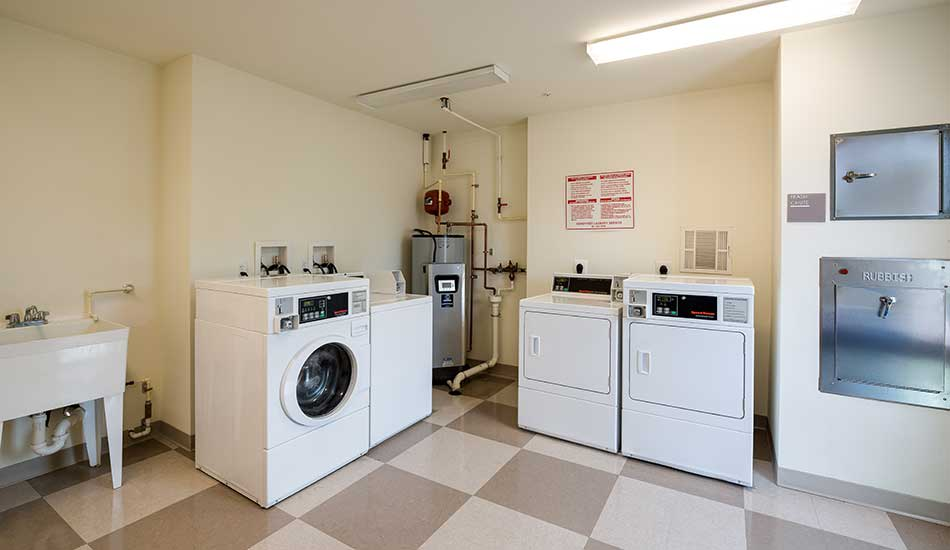 North Avenue Gateway laundry center