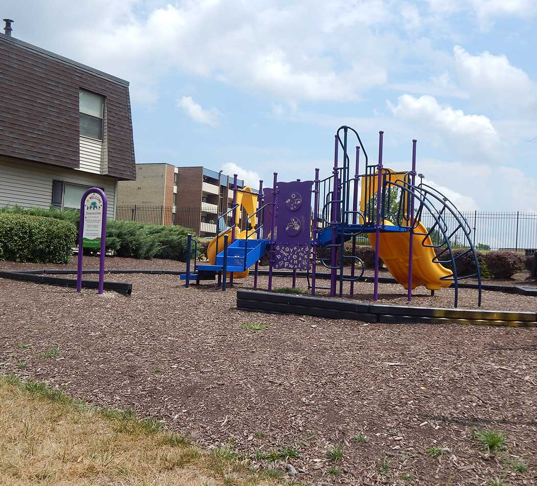 Playground at Millwood Townhouses