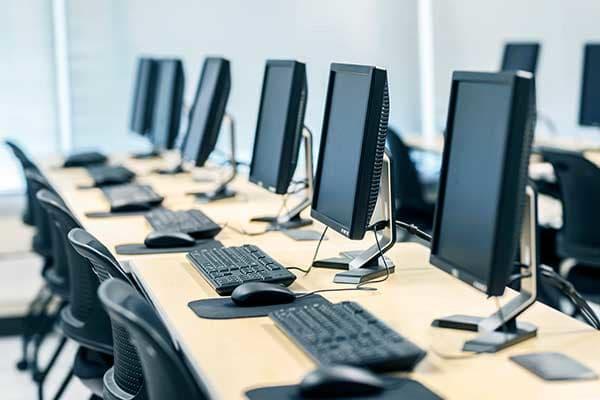 Meadowbrook Run computer lab