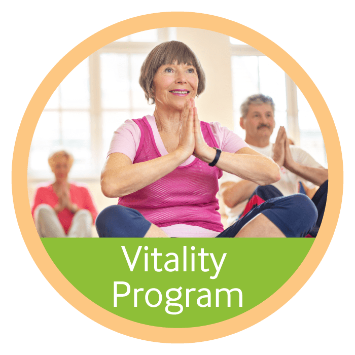 GenCare Lifestyle's vitality program