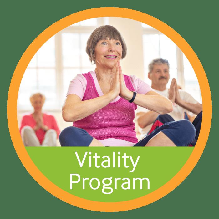 GenCare Lifestyle's vitality program