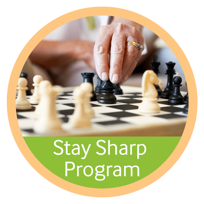 Stay Sharp at GenCare Lynnwood at Scriber Gardens